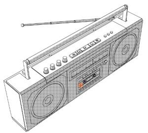 Radiocassette14070602