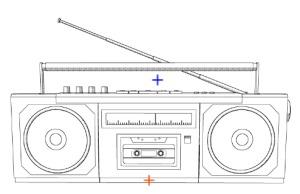 Radiocassette14070603